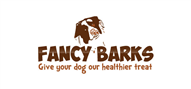 Logoinn created this logo for Fancy Barks - who are in the Veterinary Logo Design  Sectors