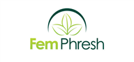 Logoinn created this logo for Fem Phresh - who are in the Skin Care Logo Design  Sectors