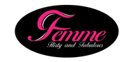 Logoinn created this logo for Femme Flirty and Fabulous - who are in the Jewelry Logo Design  Sectors