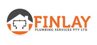 Logoinn created this logo for Finlay Plumbing Services - who are in the Construction Logo Design  Sectors