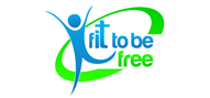 Logoinn created this logo for Fit To Be Free - who are in the Physical Training Logo Design  Sectors