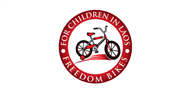 Logoinn created this logo for Freedom Bikes in Laos - who are in the Non-Profit Logo Design  Sectors