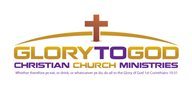 Logoinn created this logo for GLORY TO GOD CHRISTIAN CHURCH MINISTRIES INC. - who are in the Church Logo Design  Sectors