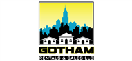 Logoinn created this logo for GOTHAM RENTALS & SALES LLC - who are in the Real Estate Logo Design  Sectors