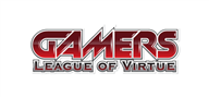 Logoinn created this logo for Gamers League of Virtue - who are in the Games Logo Design  Sectors