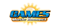 Logoinn created this logo for Games Music Connect - who are in the Games Logo Design  Sectors