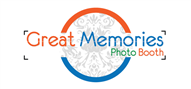 Logoinn created this logo for Great Memories Photo Booth - who are in the Events Logo Design  Sectors