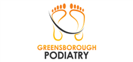 Logoinn created this logo for Greensborough Podiatry - who are in the HealthCare Logo Design  Sectors
