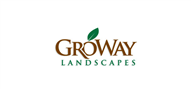 Logoinn created this logo for GroWay Landscapes - who are in the Landscape Logo Design  Sectors