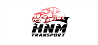 Logoinn created this logo for HNM TRANSPORT - who are in the Transportation Logo Design  Sectors