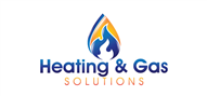 Logoinn created this logo for Heating & Gas Solutions - who are in the Engineering Services Logo Design  Sectors