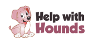 Logoinn created this logo for Help with Hounds - who are in the Veterinary Logo Design  Sectors
