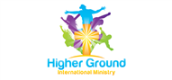 Logoinn created this logo for Higher Ground International Ministry - who are in the Church Logo Design  Sectors