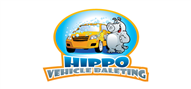 Logoinn created this logo for Hippo Vehicle Baleting  - who are in the Cleaning Services Logo Design  Sectors