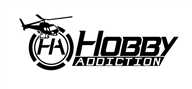 Logoinn created this logo for Hobby Addiction - who are in the Military Logo Design  Sectors