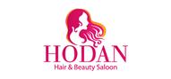 Logoinn created this logo for Hodan Hair Saloon - who are in the Hair Logo Design  Sectors