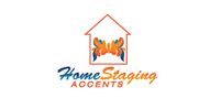 Logoinn created this logo for Home Staging Accents - who are in the Real Estate Logo Design  Sectors