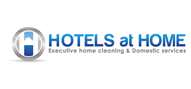 Logoinn created this logo for Hotels at Home - who are in the Cleaning Services Logo Design  Sectors