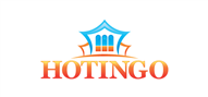 Logoinn created this logo for Hotingo.com - who are in the Hotel Logo  Sectors