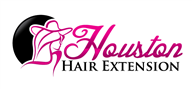 Logoinn created this logo for Houston hair extention - who are in the Hair Logo Design  Sectors