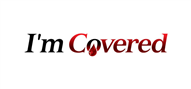 Logoinn created this logo for I'm Covered  - who are in the Religious Logo Design  Sectors
