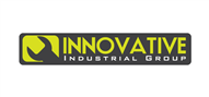 Logoinn created this logo for Innovative Industrial Group - who are in the Industrial Logo Design  Sectors
