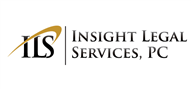 Logoinn created this logo for Insight Legal Services, PC - who are in the Law Logo Design  Sectors
