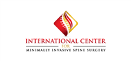 Logoinn created this logo for International Center for Minimally Invasive Spine  - who are in the HealthCare Logo Design  Sectors