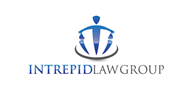 Logoinn created this logo for Intrepid Law Group - who are in the Law Logo Design  Sectors