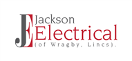 Logoinn created this logo for Jackson Electrical (of Wragby, Lincs). - who are in the Logo Download  Sectors