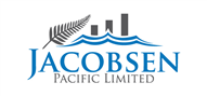 Logoinn created this logo for Jacobsen Pacific Limited - who are in the Business Logo Design  Sectors