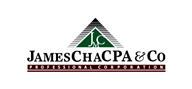 Logoinn created this logo for James M. Cha, CPA & Company  - who are in the Accountancy Firm Logo Design  Sectors