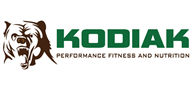 Logoinn created this logo for Kodiak Performance Fitness and Nutrition - who are in the Weight loss Logo  Sectors