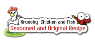 Logoinn created this logo for Krunchy Chicken and Fish - who are in the Illustration Logo  Sectors