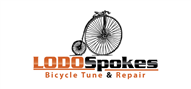 Logoinn created this logo for LODO Spokes - who are in the Other Logo  Sectors