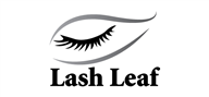 Logoinn created this logo for Lash Leaf - who are in the Cosmetics Logo Design  Sectors