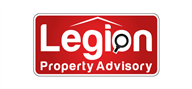 Logoinn created this logo for Legion Property Advisory - who are in the Advisory Logo Design  Sectors