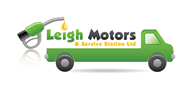 Logoinn created this logo for Leigh Motors & Service Station Ltd - who are in the Automotive Logo Design  Sectors