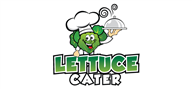 Logoinn created this logo for Lettuce Cater - who are in the Food Logo Design  Sectors