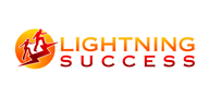 Logoinn created this logo for Lightning Success - who are in the Business Logo Design  Sectors