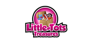 Logoinn created this logo for Little Tots Treasures - who are in the Wholesale Logo Design  Sectors