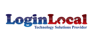 Logoinn created this logo for Login Local - who are in the Website Logo  Sectors