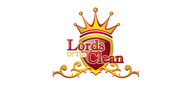 Logoinn created this logo for Lords Of The Clean - who are in the Cleaning Services Logo Design  Sectors