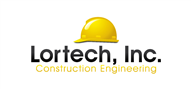 Logoinn created this logo for Lortech, Inc - who are in the Civil Engineering Logo  Sectors
