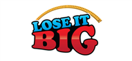 Logoinn created this logo for Lose It Big - who are in the Physical Training Logo Design  Sectors