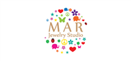 Logoinn created this logo for M.A.R Jewelry Studio - who are in the Jewelry Logo Design  Sectors
