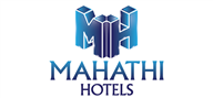 Logoinn created this logo for Mahathi Hotels - who are in the Hotel Logo  Sectors