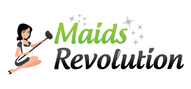 Logoinn created this logo for Maids Revolution - who are in the Cleaning Services Logo Design  Sectors