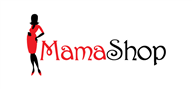 Logoinn created this logo for MamaShop - who are in the Apparel Logo Design  Sectors