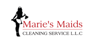 Logoinn created this logo for Maries Maids Cleaning Services - who are in the Cleaning Services Logo Design  Sectors